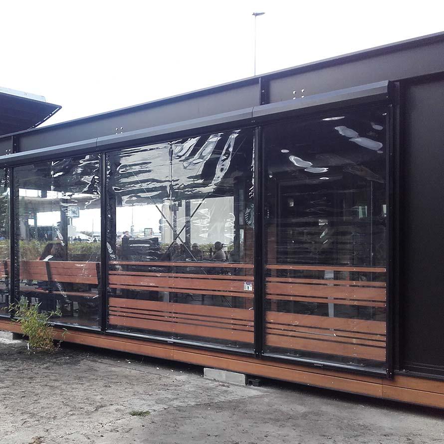 Sorostor store interieur & exterieur fermetures fenetre volet porte de garage Charente maritime ...